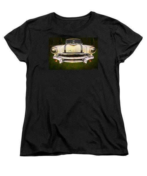 Pontiac Women's T-Shirt (Standard Cut) by Jerry Golab