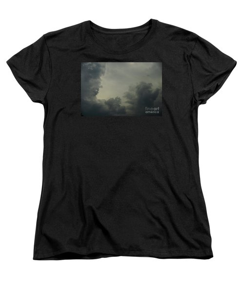 Women's T-Shirt (Standard Cut) featuring the photograph Portal by Jesse Ciazza