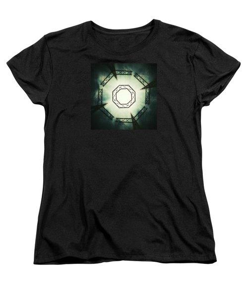Portal Women's T-Shirt (Standard Cut) by Jorge Ferreira