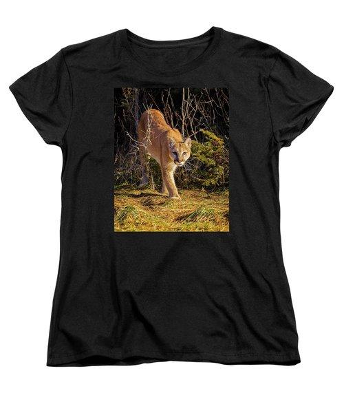 Power And Grace Women's T-Shirt (Standard Cut) by Jack Bell