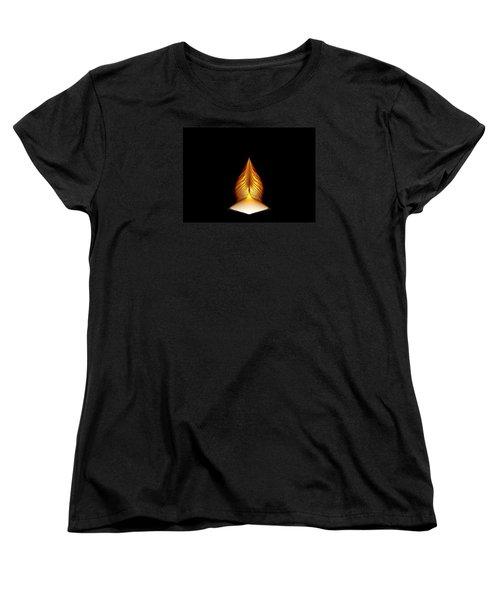 Prayer Shrine 1 Women's T-Shirt (Standard Cut) by Richard Ortolano
