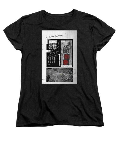 Women's T-Shirt (Standard Cut) featuring the photograph Prescription by Danica Radman