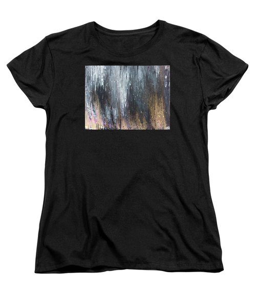 Pretty Hurts Women's T-Shirt (Standard Cut) by Cyrionna The Cyerial Artist