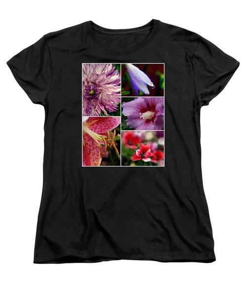 Profusion Women's T-Shirt (Standard Cut) by Priscilla Richardson