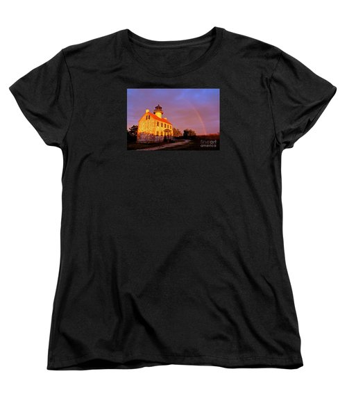 Women's T-Shirt (Standard Cut) featuring the photograph Promise  by Nancy Patterson