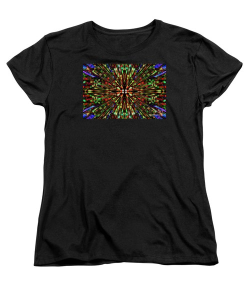 Women's T-Shirt (Standard Cut) featuring the photograph Psychotomimetic.. by Nina Stavlund