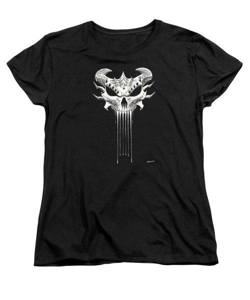Dragon Skull T-shirt Women's T-Shirt (Standard Cut)