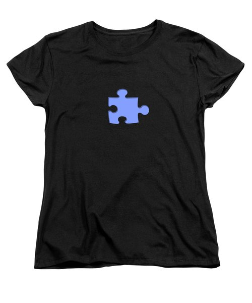Puzzle Women's T-Shirt (Standard Cut)
