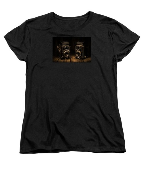Women's T-Shirt (Standard Cut) featuring the photograph Quality by Keith Hawley