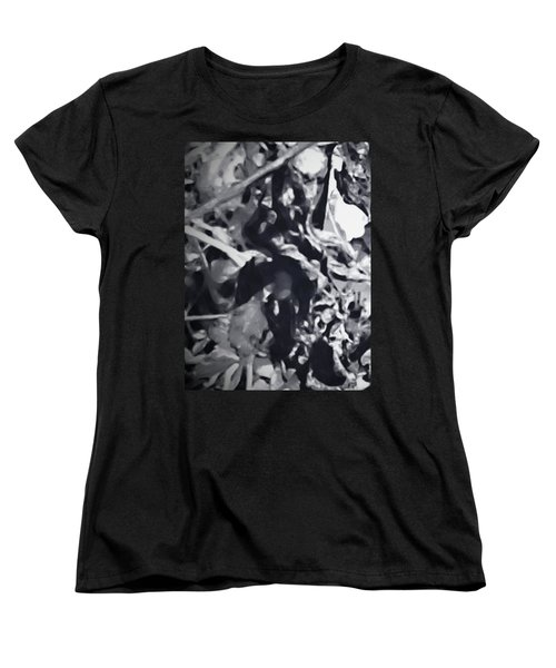 Queen Of Throne Women's T-Shirt (Standard Cut) by Gina O'Brien
