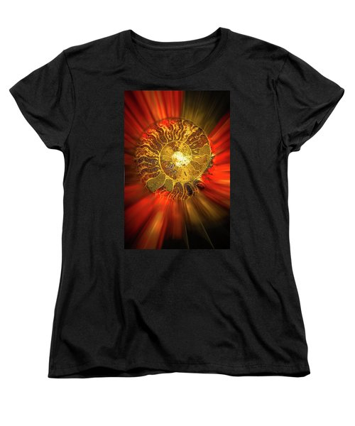 Radiance Women's T-Shirt (Standard Cut) by Mark Dunton