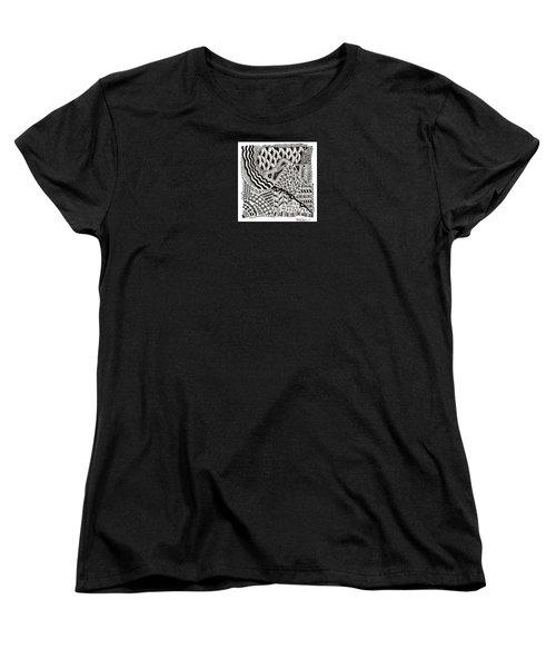 Random IIi Women's T-Shirt (Standard Cut) by Molly Williams
