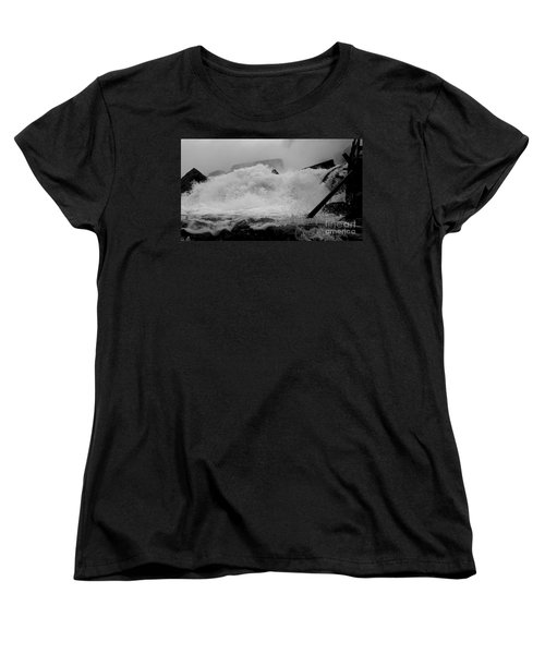 Rapids  Women's T-Shirt (Standard Cut) by Raymond Earley