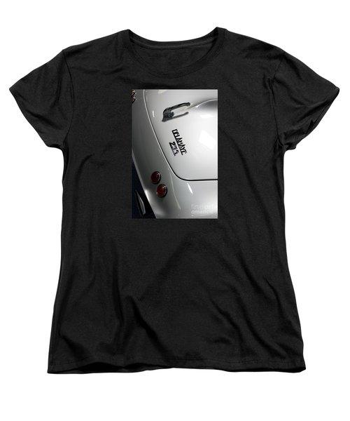 Rare Cabriolet Women's T-Shirt (Standard Cut) by Jason Abando