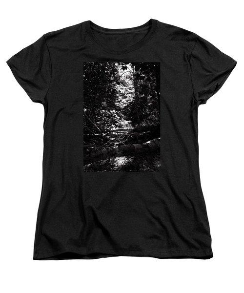 Ray Of Light Women's T-Shirt (Standard Cut) by Keith Elliott