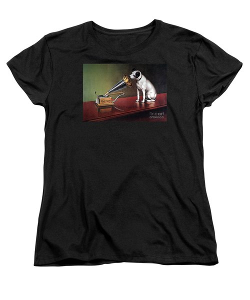 Rca Victor Trademark Women's T-Shirt (Standard Cut) by Granger