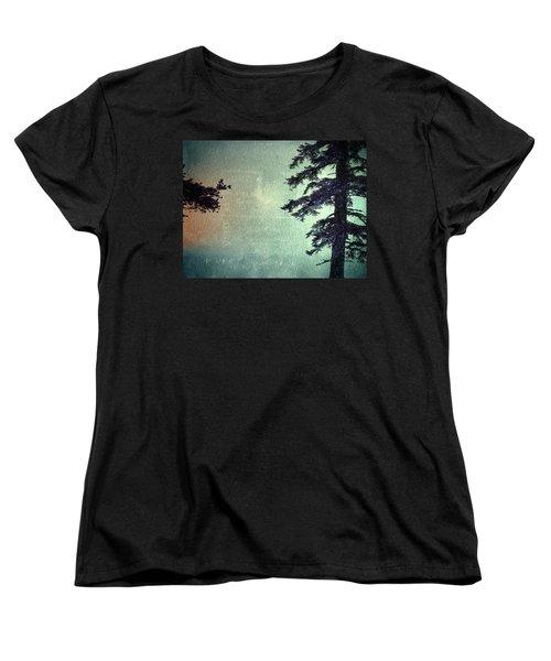 Women's T-Shirt (Standard Cut) featuring the photograph Reach Me  by Mark Ross