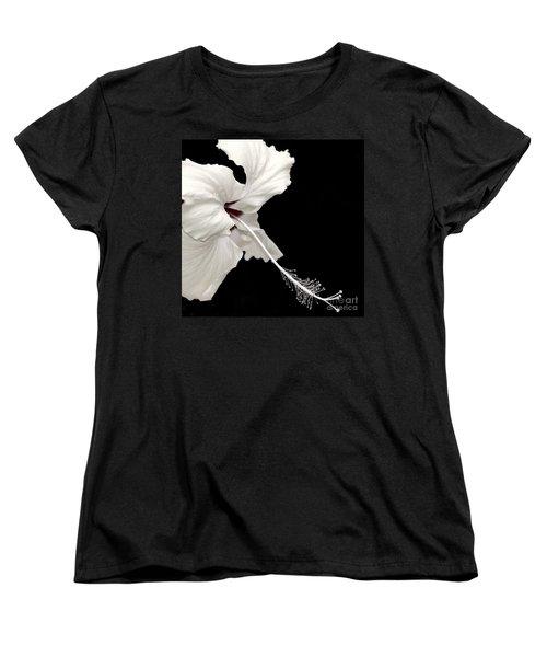 Reach Out Women's T-Shirt (Standard Cut) by Jacky Gerritsen