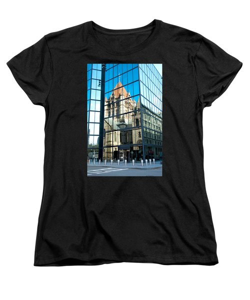 Reflecting On Religion Women's T-Shirt (Standard Cut)