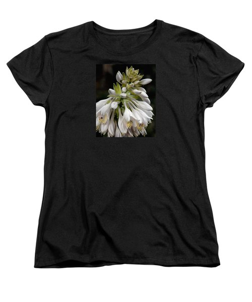 Women's T-Shirt (Standard Cut) featuring the photograph Renaissance Lily by Marie Hicks