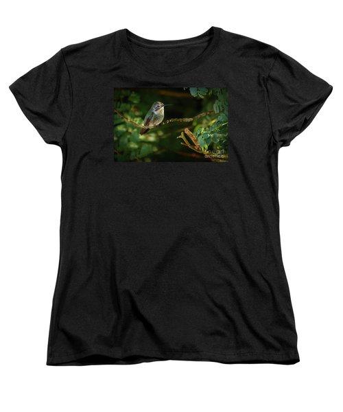 Women's T-Shirt (Standard Cut) featuring the photograph Resting Anna by Robert Bales