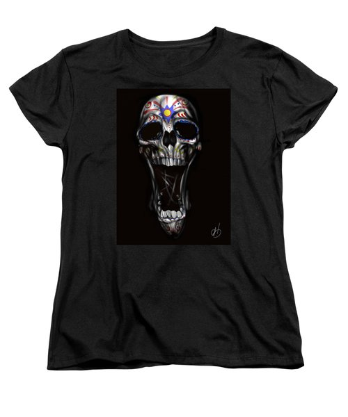 R.i.p Women's T-Shirt (Standard Cut) by Pete Tapang