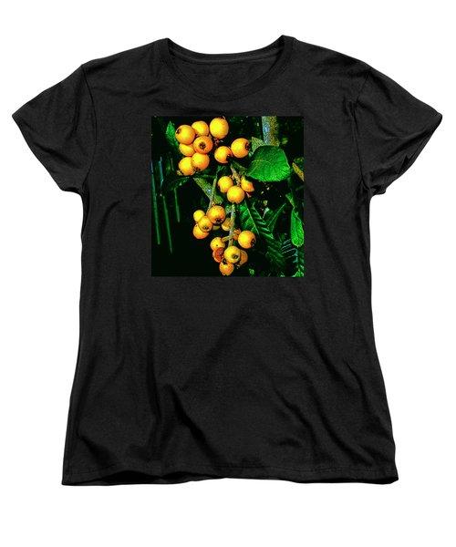 Ripe Loquats Women's T-Shirt (Standard Cut)