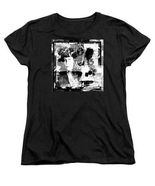 Women's T-Shirt (Standard Cut) featuring the photograph Rise Above And Write  by Danica Radman