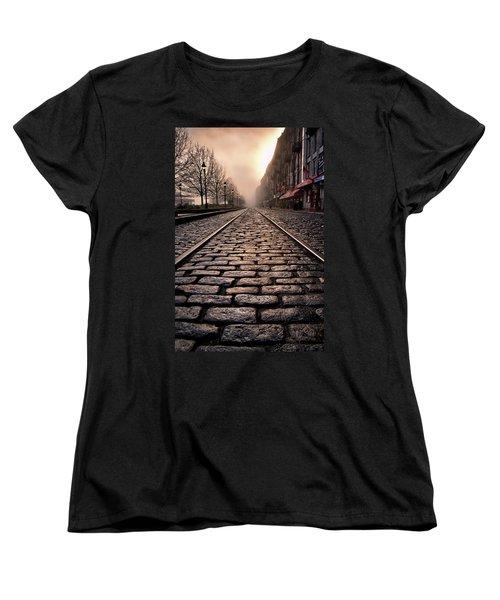 River Street Railway Women's T-Shirt (Standard Cut)