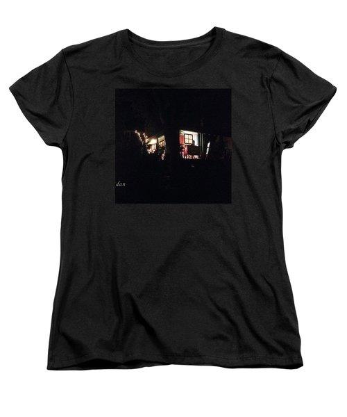 Room In The Sky Women's T-Shirt (Standard Cut) by Felipe Adan Lerma
