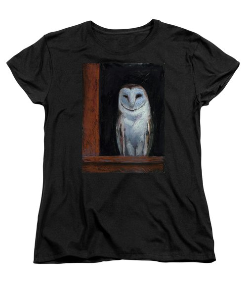 Room With A View Women's T-Shirt (Standard Cut) by Billie Colson