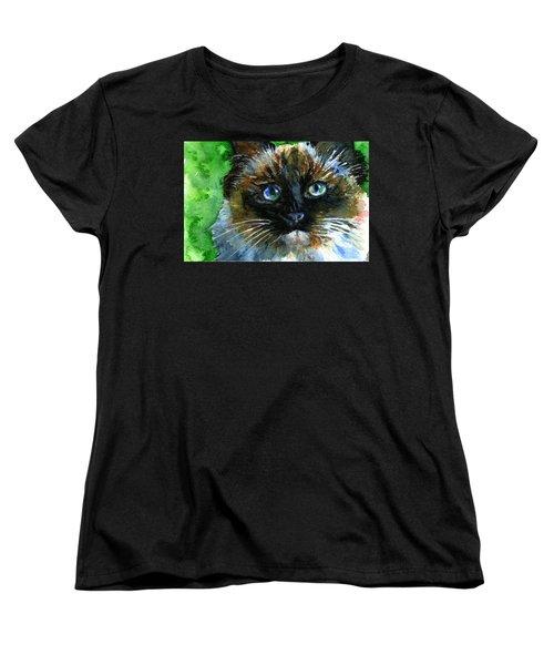 Ruffian II Women's T-Shirt (Standard Cut) by John D Benson