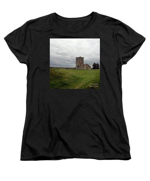 Ruin Women's T-Shirt (Standard Cut) by Sebastian Mathews Szewczyk
