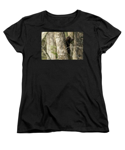 Women's T-Shirt (Standard Cut) featuring the photograph Safe From Harm by Everet Regal