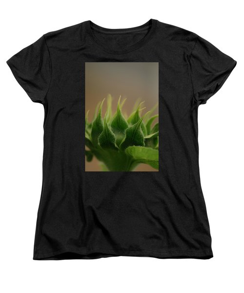 Women's T-Shirt (Standard Cut) featuring the photograph Safe Within by Ramona Whiteaker