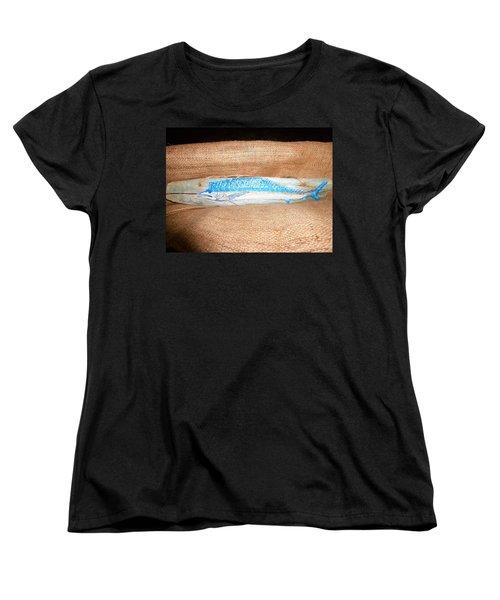Sail Fish Women's T-Shirt (Standard Cut) by Ann Michelle Swadener