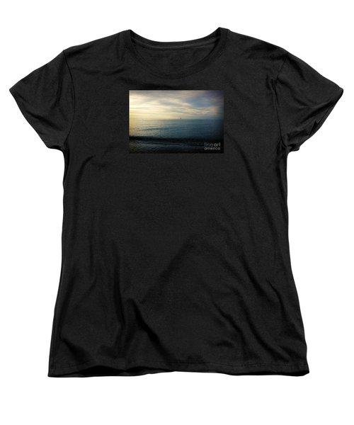 Sailing Cedar Women's T-Shirt (Standard Cut)