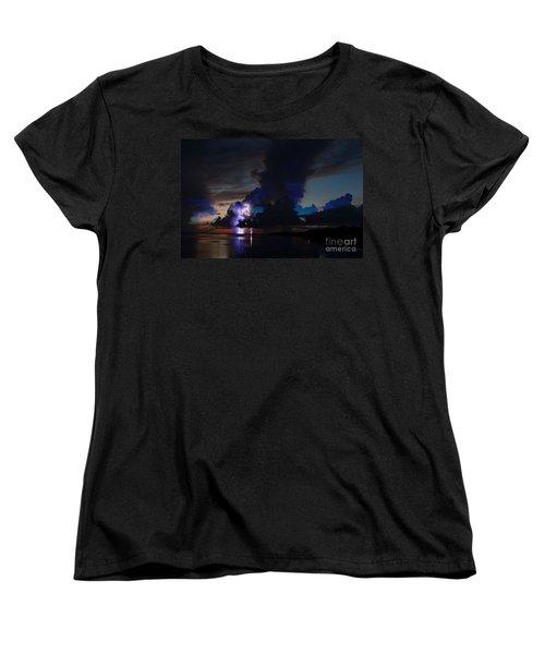 Sailors Delight Women's T-Shirt (Standard Cut) by Quinn Sedam