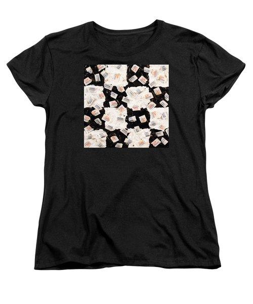 Salt And Pepper Women's T-Shirt (Standard Cut)