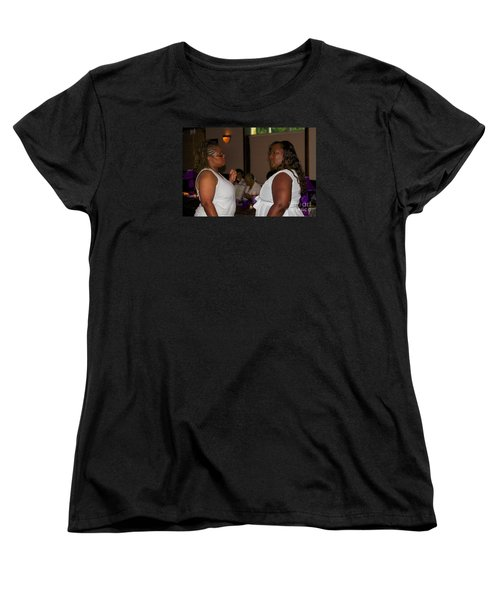 Sanderson - 4546 Women's T-Shirt (Standard Cut) by Joe Finney