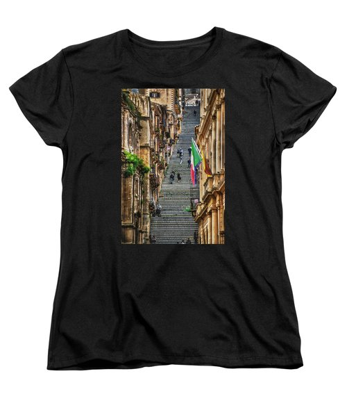 Santa Maria Del Monte Women's T-Shirt (Standard Cut)