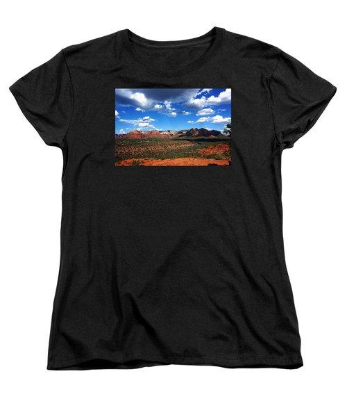 Sedona Women's T-Shirt (Standard Cut)