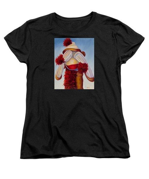 See No Bad Stuff Women's T-Shirt (Standard Cut)