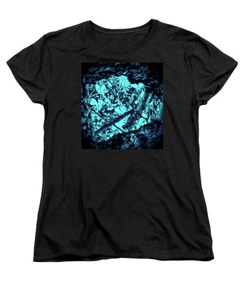 Seeing Through Trees Women's T-Shirt (Standard Cut)