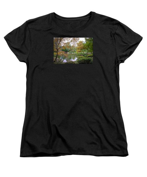 Women's T-Shirt (Standard Cut) featuring the photograph Serenity by Keith Hawley
