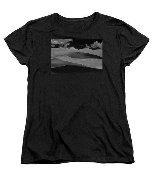 Shades Of Sand Women's T-Shirt (Standard Cut) by Brian Duram