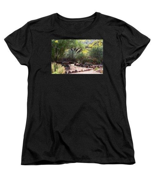 Shady Nook Women's T-Shirt (Standard Cut)
