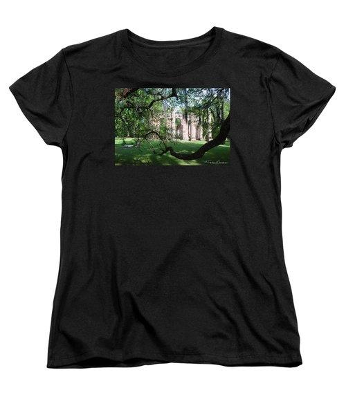 Sheldon Church 2 Women's T-Shirt (Standard Cut) by Gordon Mooneyhan