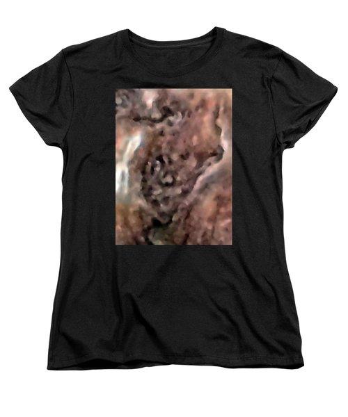 Shell Boy Spirit Photo Women's T-Shirt (Standard Cut)