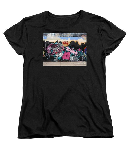 Women's T-Shirt (Standard Cut) featuring the photograph Shiro by Cole Thompson